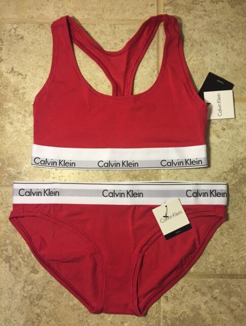 calvin klein bikini set