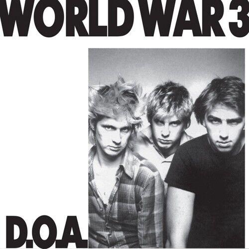 Doa - World War 3 [New Vinyl]