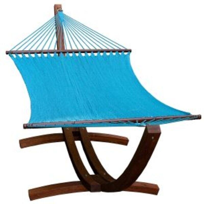 picture 1 of 1 algoma    pany 4910lb 13 ft  light blue caribbean hammock   ebay  rh   ebay