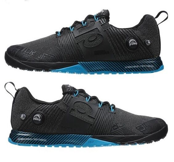 Reebok Crossfit Nano Pump Fusion Men Shoe V67642 Cross Trainer Black 8 - 13  9 | eBay