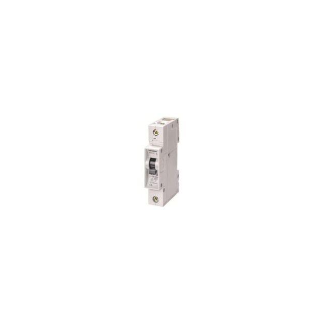 Siemens 5SL6104-7 Leitungsschutzschalter C4A 1p LS-Schalter 230/400V 6kA