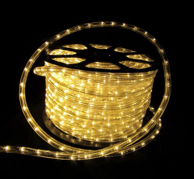 Flexilight® Wide Loyal 150Ft LED Rope Light 120V 2-Wire 1/2  & Flexilight® Wide Loyal 150ft LED Rope Light 120v 2-wire 1/2