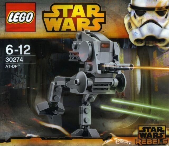 Lego Star Wars AT-DP 30274 Polybag BNIP