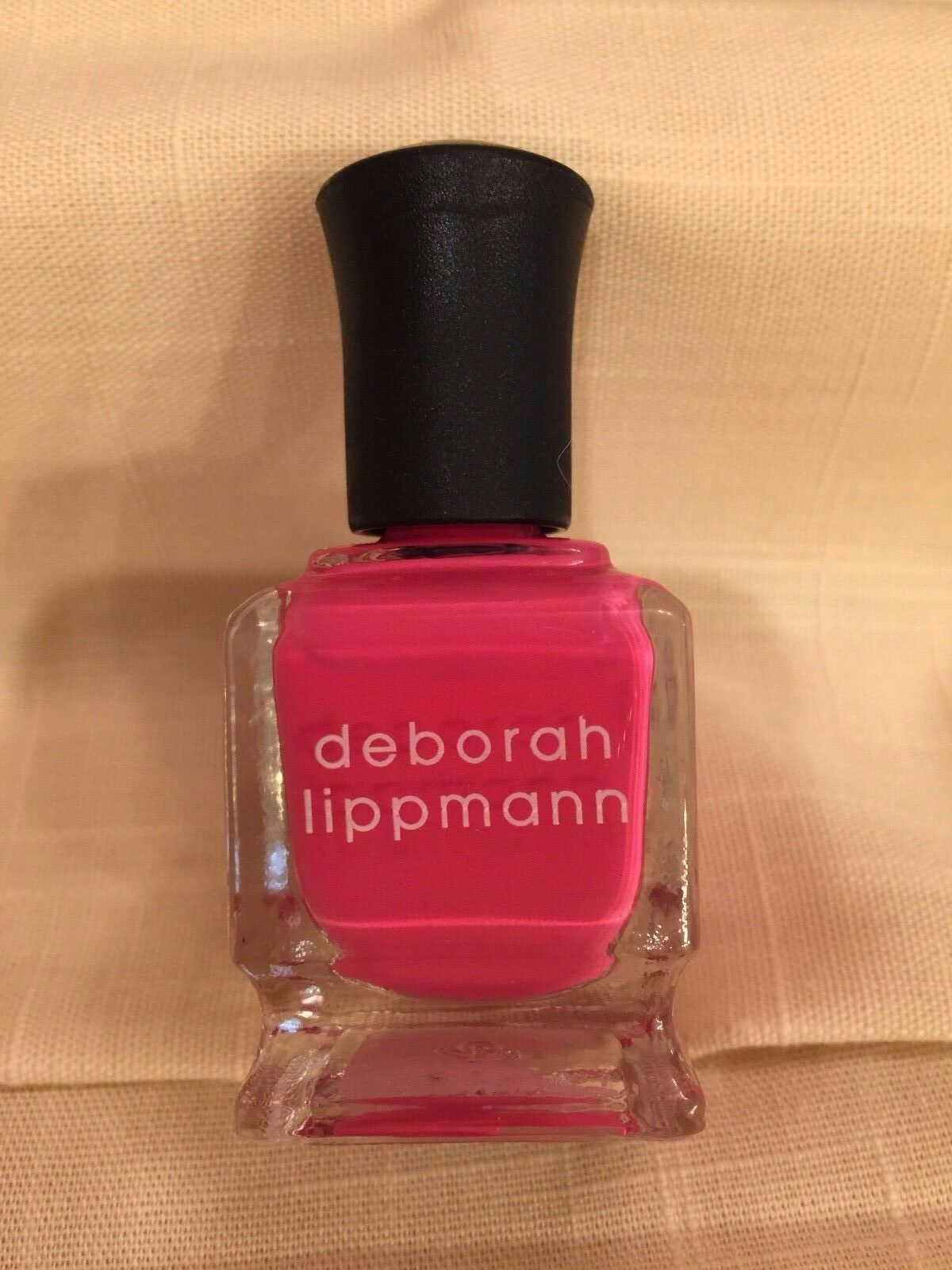 Deborah Lippmann Nail Lacquer - Crush on You | eBay