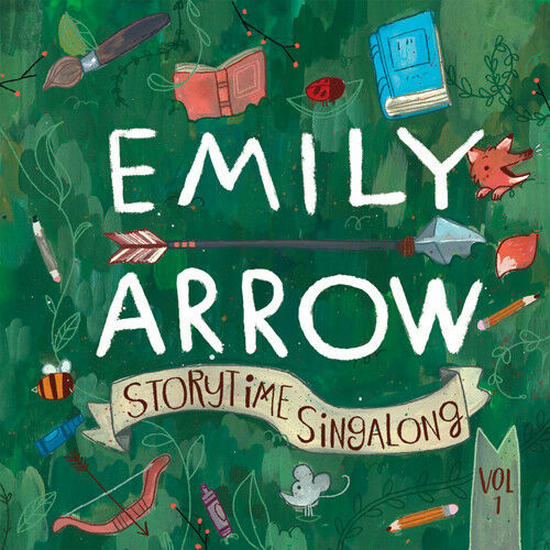 Emily Arrow - Storytime Singalong Vol. 1 [New CD]