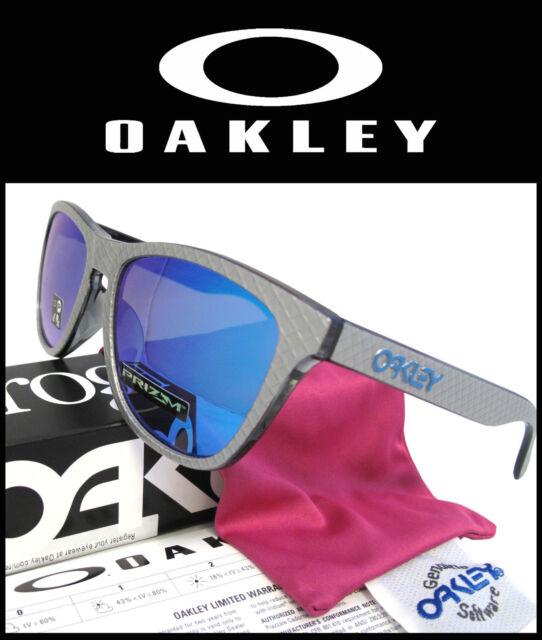 oakley frogskins prizm