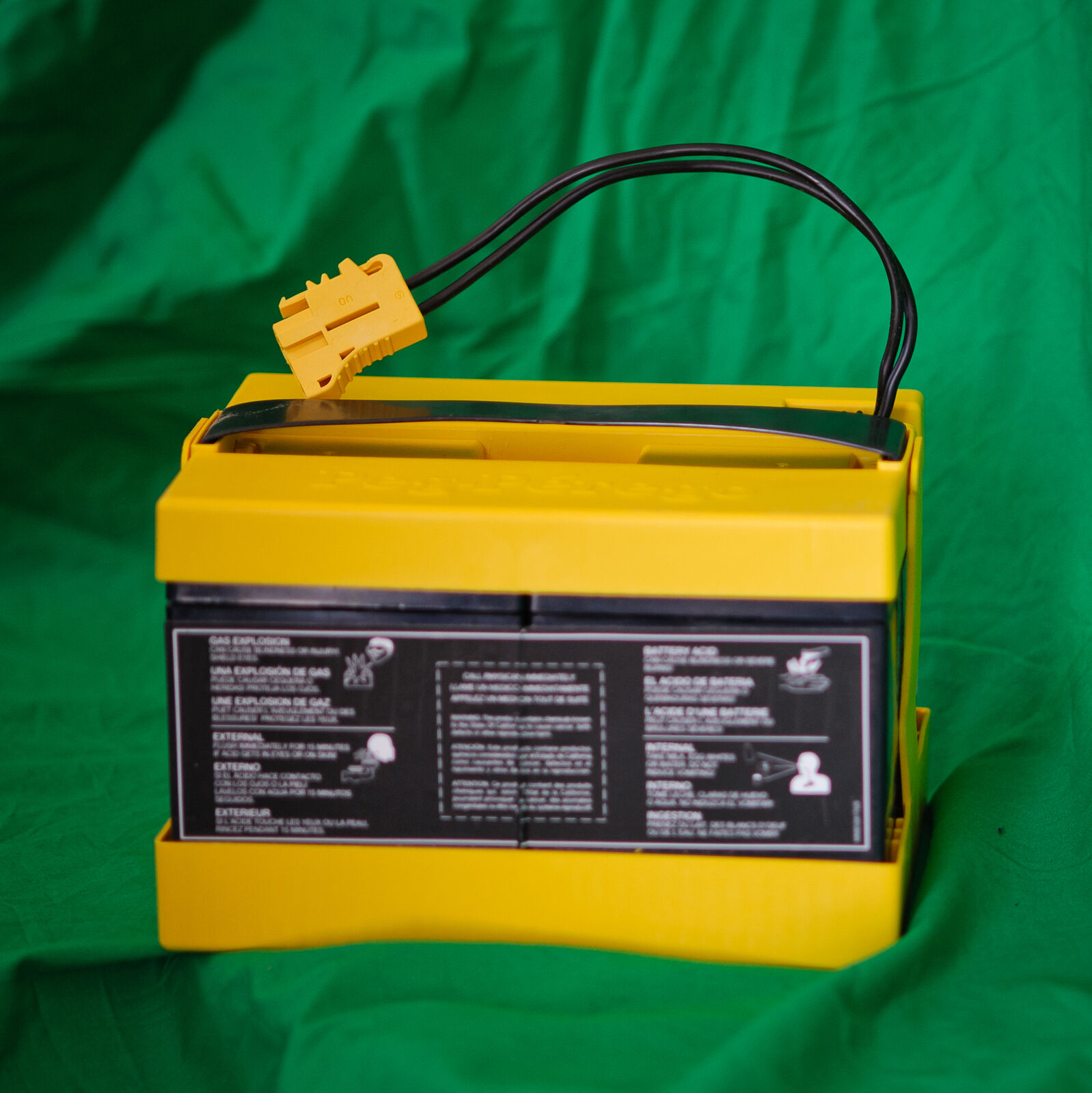 Peg perego 24 volt battery super power part iakb0522 24v ebay publicscrutiny Images