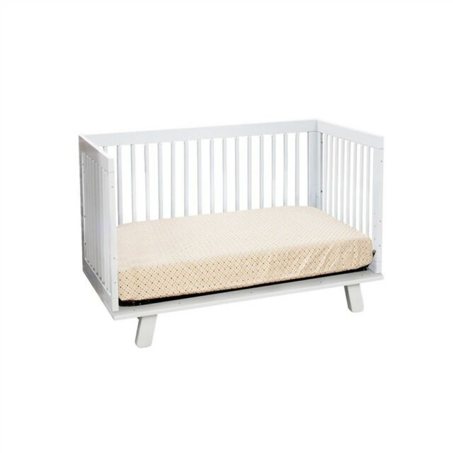 hudson white set l piece in products crib babyletto cribs convertible