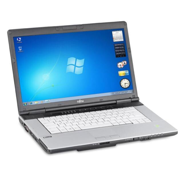 "Fujitsu Lifebook E751 i5 2520M 2.5GHz 15,6"" B-Ware Win7 4GB 160GB Laptop Ohne LW"