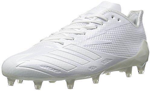 All white adidas cleats cheap >off39% più grande catalogo sconti