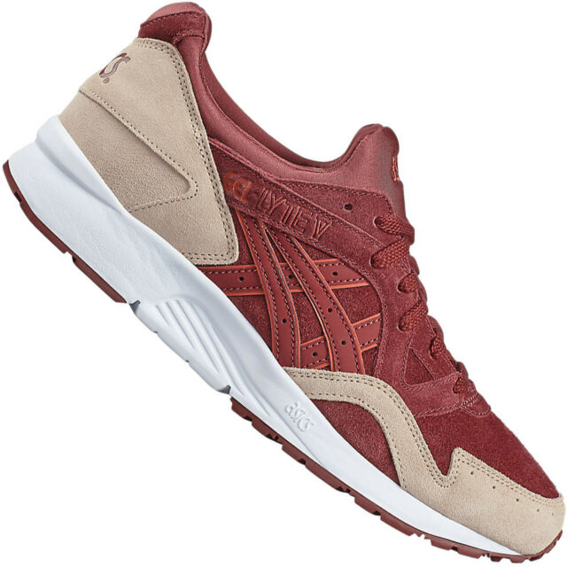 ASICS ONITSUKA TIGRE GEL LYTE 5 V hl7b3 2626 sneaker marrone Russet SCARPE
