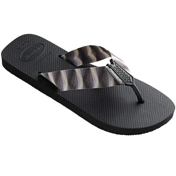 Havaianas URBAN SERIE Sandalo tythes RENNER Ciabatte da bagno BLACK 41349911069