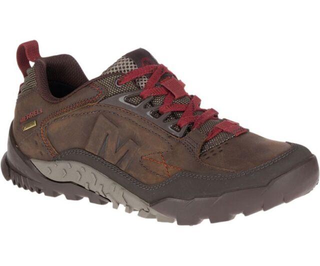 Merrell Annex Trak Gore-Tex Men's Shoe J91791 Clay NEW
