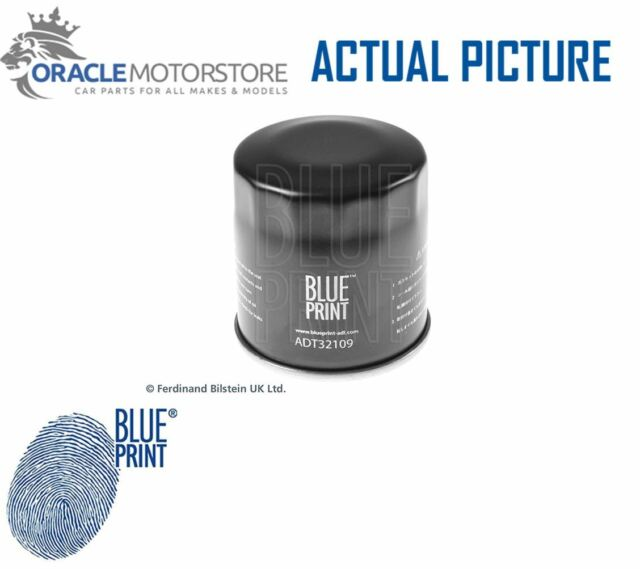 Genuine blue print oil filter adt32109 top quality 3yr ebay new blue print engine oil filter genuine oe quality adt32109 malvernweather Choice Image