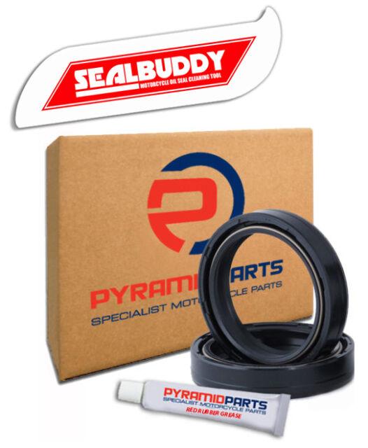 Pyramid Parts Fork Oil Seals & Seal Tool FOS-048 35x48x8 mm