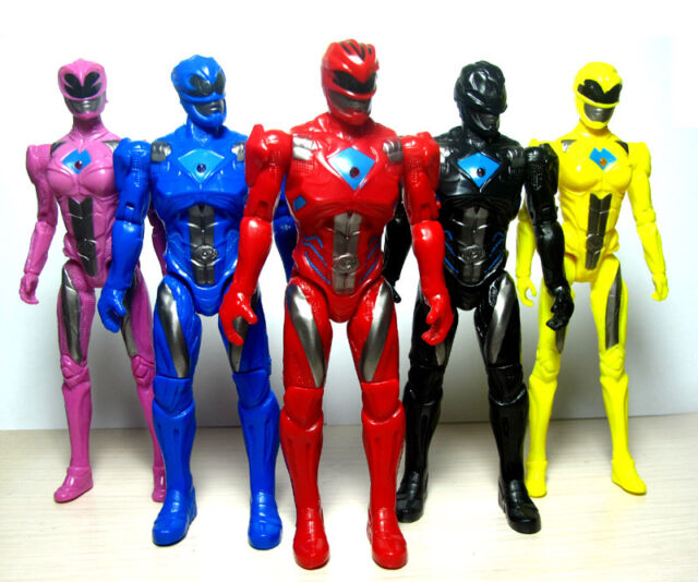 Best Power Ranger Toys And Action Figures : Pcs power rangers movie action figure jason kimberly play