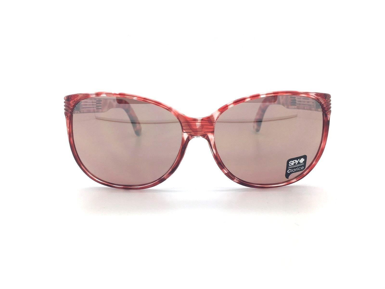 Spy+ CLARICE Cherry Blossom Marble-Light Bronze Silver CC3C03G XO0H7