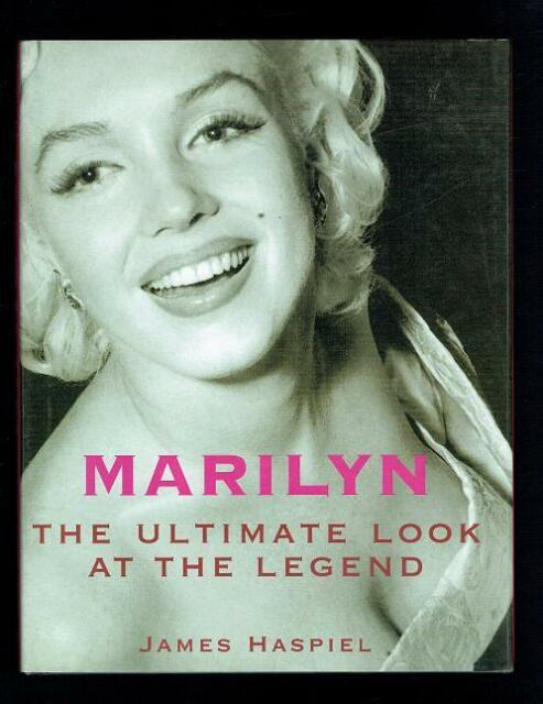 Haspiel; Marilyn. The Ultimate Look at the Legend. Metro Books 2002 VG