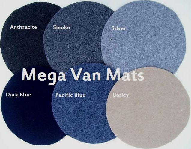 5m X 2m Van Conversion Lining Carpet 5 High Temperature Glue Mega Stretch