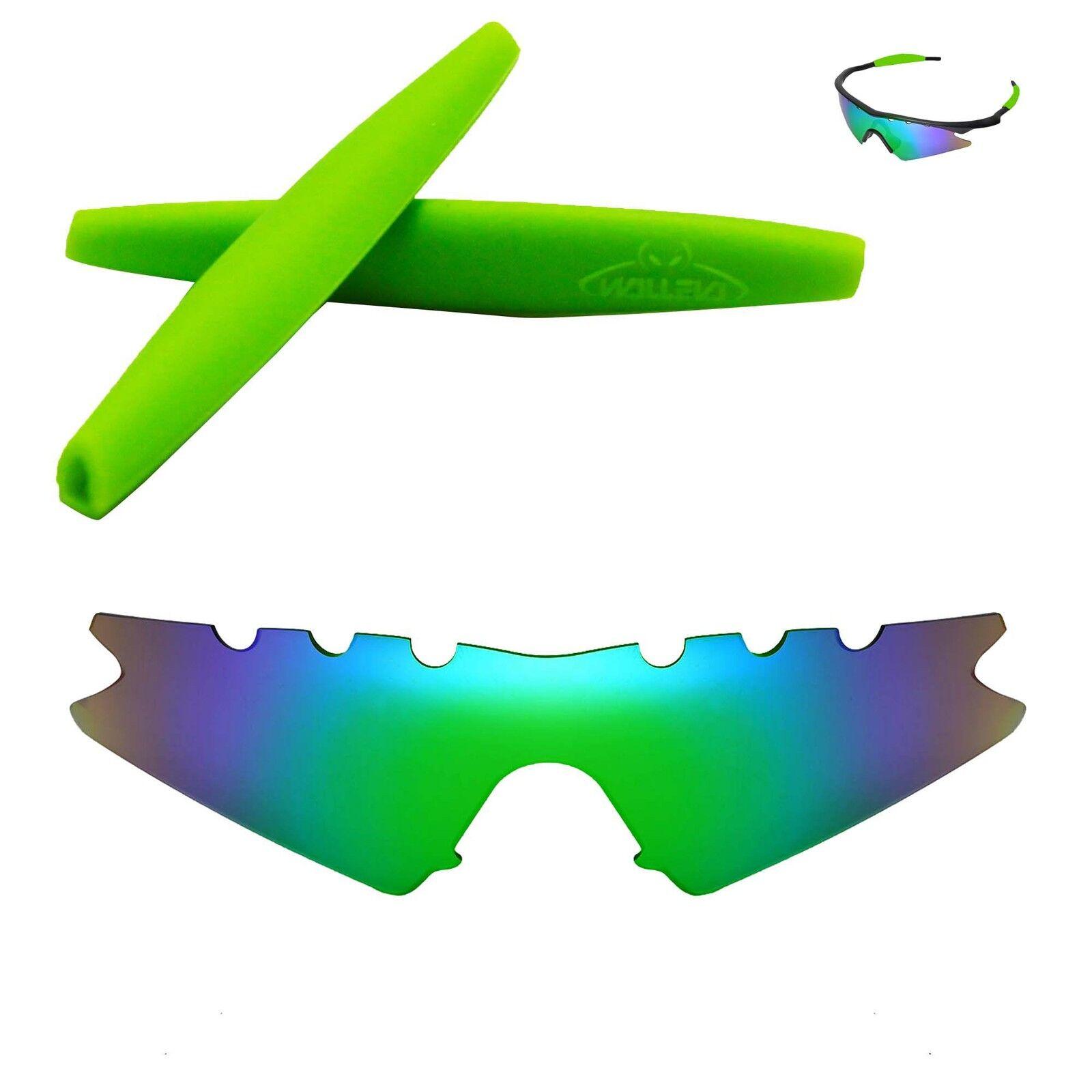 Walleva Lenses and Earsocks for Oakley M Frame Sweep - Multiple ...