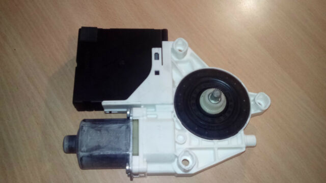 VW GOLF VI 6 FRONT LEFT WINDOW MOTOR 1K5837401BC 3C0959793C 0130822229