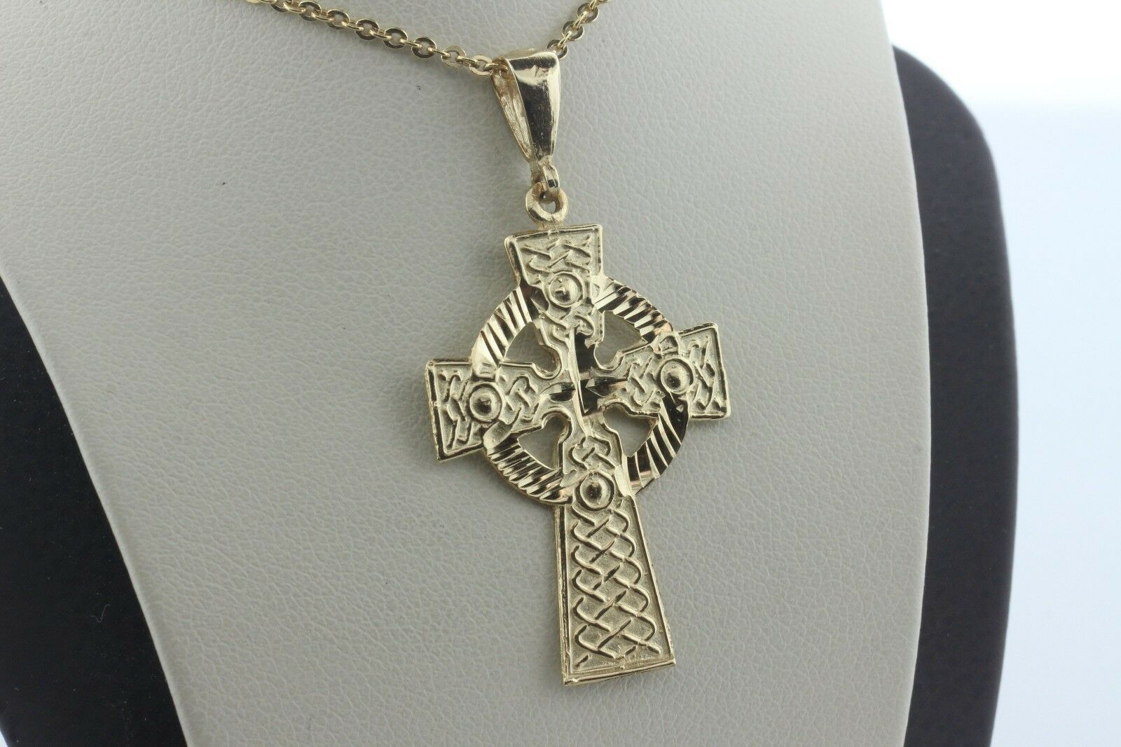 earth full cross l ffffff s item suzy celtic gold english treasures on pendant
