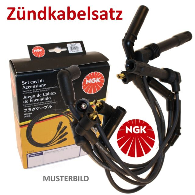 NGK Zündleitungssatz Zündkabelsatz Zündkabel SEAT VW RC-VW907 7302