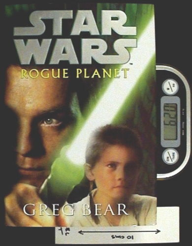 Star Wars: Rogue Planet - HB 1st Ed by Greg Bear