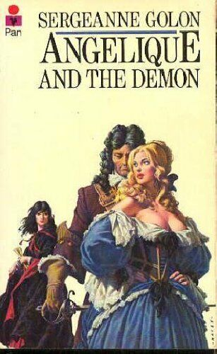 Angelique and the Demon by Golon, Sergeanne 0330242458 The Cheap Fast Free Post
