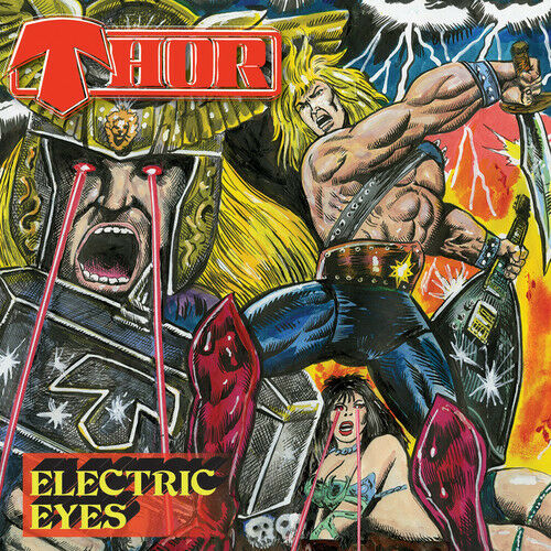 Thor - Electric Eyes [New CD]