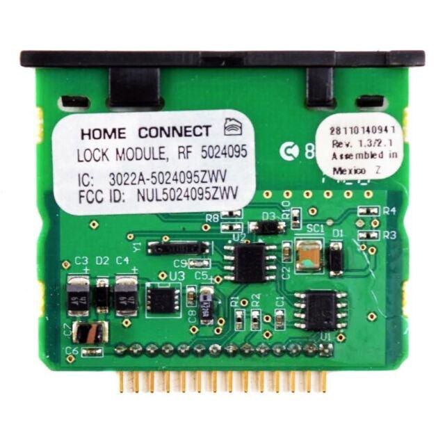 Kwikset Home Connect Lock Module Rf Z Wave Chip 2549 In2