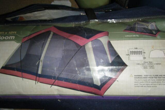 Ozark Trail 14u0027 x 12u0027 Screen Combo Cabin Tent WMT-6000 ** & Ozark Trail 14u0027 X 12u0027 Screen Combo Cabin Tent Wmt-6000 3693 | eBay