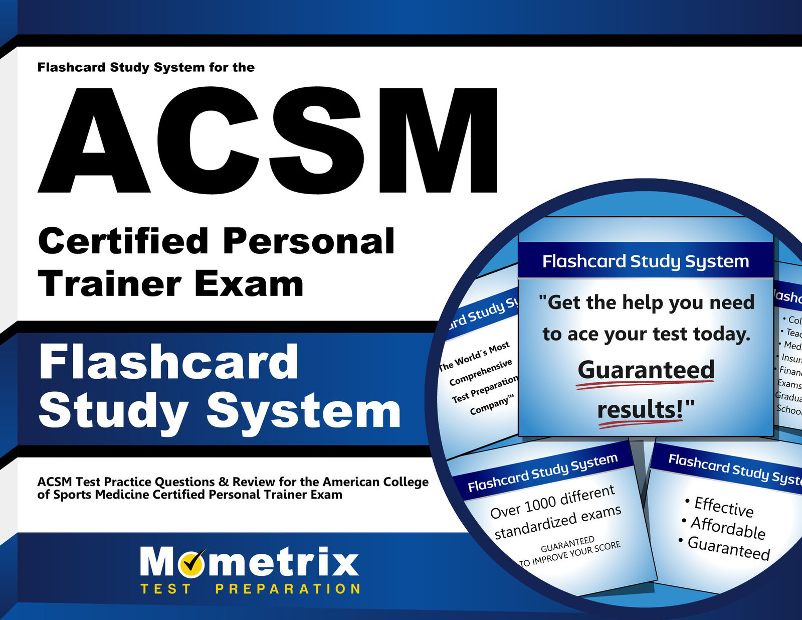 Flashcard study system for the acsm certified personal trainer picture 1 of 1 1betcityfo Gallery