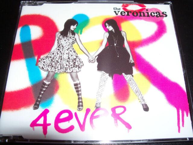 The Veronicas 4 Ever Rare 3 Track Australian CD Single - Like New
