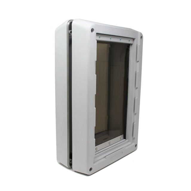Pet The All Weather Energy Efficient Extra Large Dog Door With By Ebay