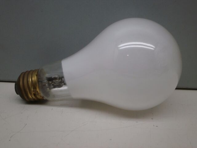 Vintage Westinghouse H38 4MP/DX Lifeguard Mercury Lamp Light Bulb 100W DLX  WH