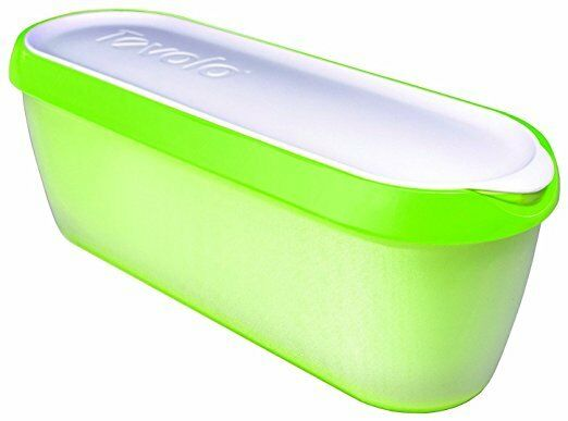 Tovolo Glide a Scoop Ice Cream Storage Tub Container Pistachio eBay