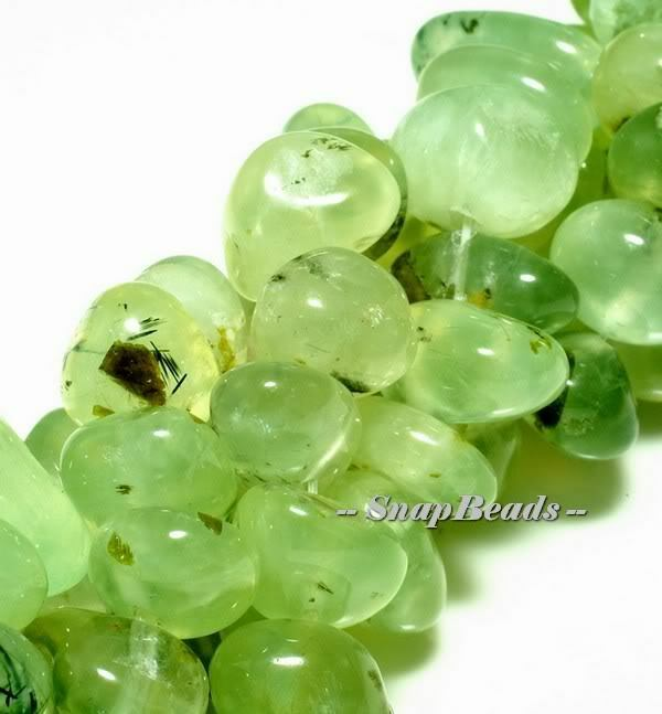 rare gemstone tourmalinated natural cts prehnite il cabochon on listing loose etsy gemszam from stone