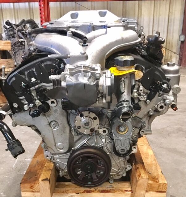 Chevrolet Camaro Cadillac Cts Sts 3 6l Engine 71k Miles
