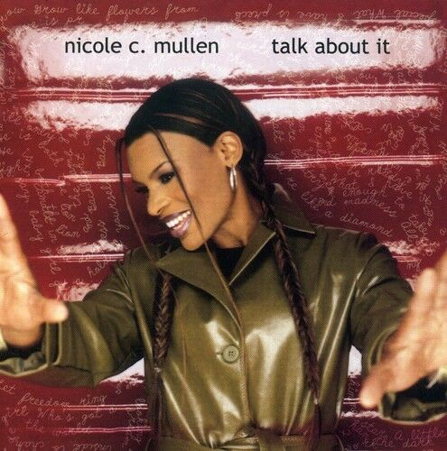 Nicole C. Mullen - Talk About It [New CD] Manufactured On Demand