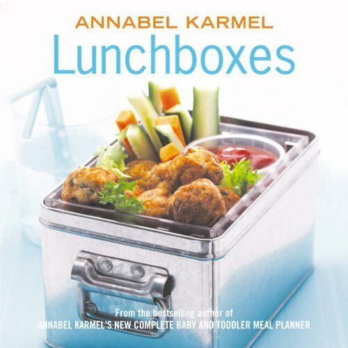 Lunchboxes by Karmel, Annabel 0091888018 The Cheap Fast Free Post