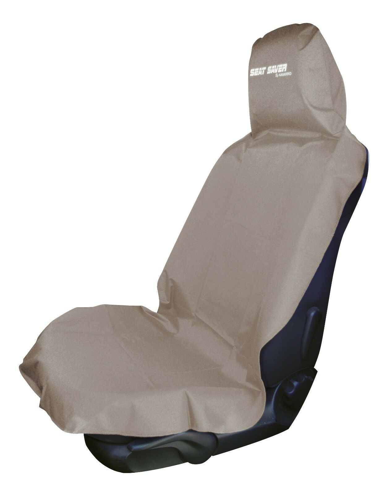 Removable Waterproof Car Front Back Seat Cover Sweat Sports Protect