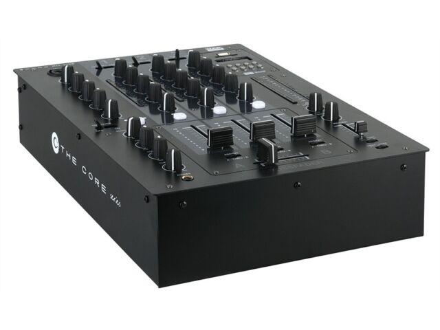 DAP-Audio CORE MIX-3 USB 3-Kanal DJ-Mixer mit USB-Interface