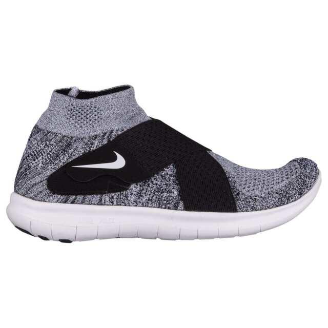 Men's Nike Free RN Motion Flyknit 2017 Running Shoes 880845 001 Sizes 8.5-13 Bk