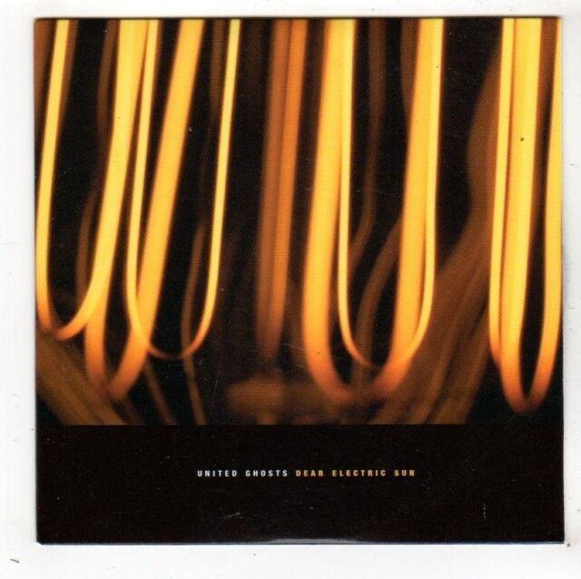 (FY171) United Ghosts, Dear Electric Sun - 2014 DJ CD