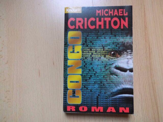 Congo – Michael Crichton – 1995
