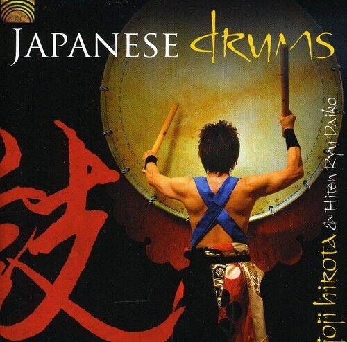 Joji Hirota, Joji Hirota & Hiten Ryu Daiko - Japanese Drums [New CD]