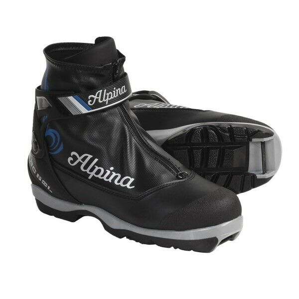 Alpina BC L Womens Nordic Ski BOOTS Cross Country Backcountry - Alpina bc boots