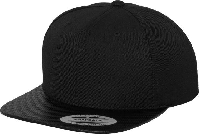 Original Flexfit Carbon Snapback Cap Cappy Caps Kappe Mütze Baseball Basecap