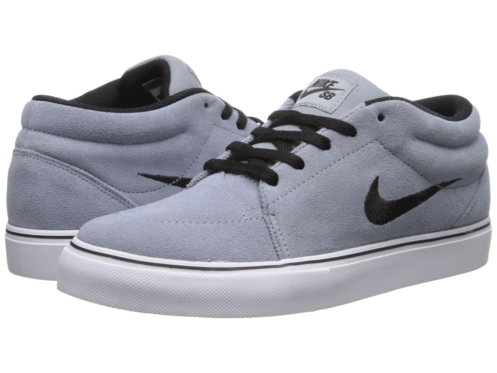 classique jeu mode rabais style Nike Chaussures De Skate En Daim Satire - Papier Peint En Noir Et Blanc très bon marché 0TqZD